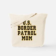 U.S. Border Patrol Mom Tote Bag
