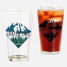 Cute Horizontal Drinking Glass