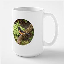 Towhee Large Mug