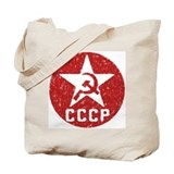 Soviet union Totes & Shopping Bags