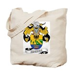 Ibarra Family Crest Tote Bag