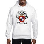 Iniguez Family Crest Hooded Sweatshirt