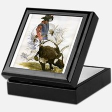 Rolling Motion Keepsake Box