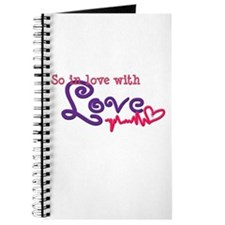 In love with love Journal