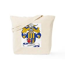 Jaimes Family Crest Tote Bag
