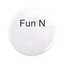 """Fun N 3.5"""" Button (100 pack)"""