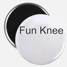 "Fun Knee 2.25"" Magnet (10 pack)"
