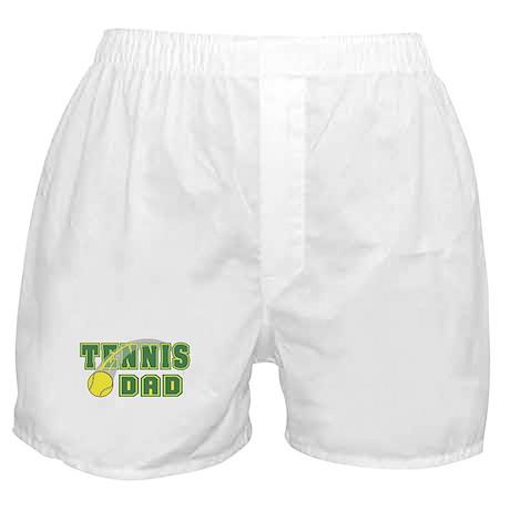 Tennis Dad Boxer Shorts