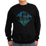 Glacier park Sweatshirt (dark)
