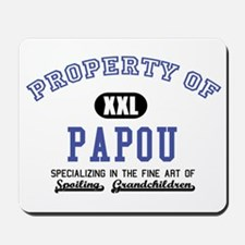 Property of Papou Mousepad