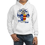 Jiminez Family Crest Hooded Sweatshirt