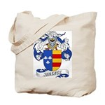 Jiminez Family Crest Tote Bag