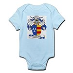 Jiminez Family Crest Infant Creeper