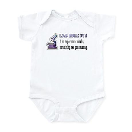 Rule 52 Infant Bodysuit