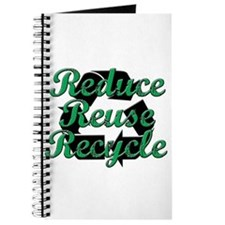Reduce, Reuse, Recycle Journal
