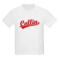 Retro Collin (Red) T-Shirt