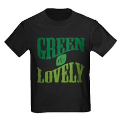 Earth Day : Green & Lovely T
