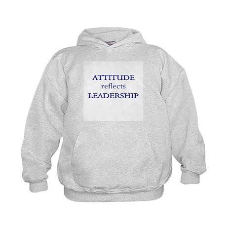 Leadership Attitude Gear Kids Hoodie