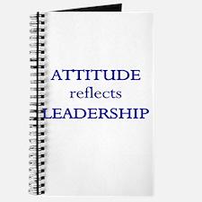 Leadership Attitude Gear Journal
