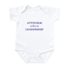 Leadership Attitude Gear Infant Bodysuit