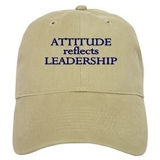 Leadership Attitude Gear Baseball Cap