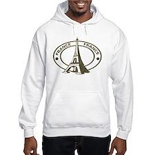 Vintage France Hoodie Sweatshirt