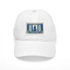 Patriotic Stamp Baseball Cap