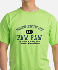 Property of Paw Paw T-Shirt