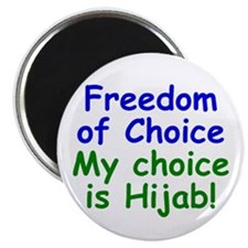 Freedom of Choice Magnet