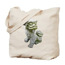 Chinese Lion Tote Bag