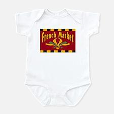French MArket Sign Infant Bodysuit