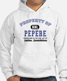 Property of Pepere Hoodie