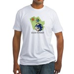 Solar Powered Fitted T-Shirt