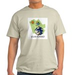 Solar Powered Light T-Shirt