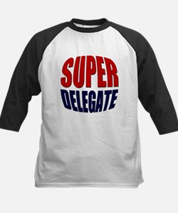 Super Delegate Kids Baseball Jersey
