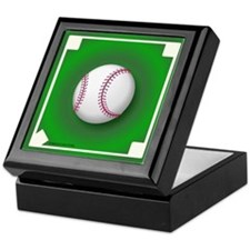 Baseball - Keepsake Box