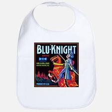 Blue Knight Bib