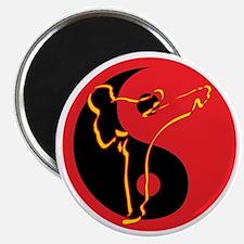 Yin Yang Kicker Magnet