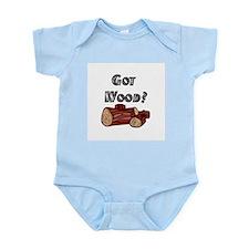 Got Wood? Infant Creeper