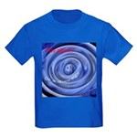 Abyss or a Doorway? Kids Dark T-Shirt