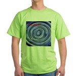 Abyss or a Doorway? Green T-Shirt