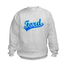 Retro Ford (Blue) Sweatshirt