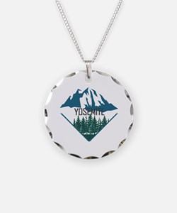 Cute El capitan Necklace