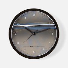 Zest + Zen in Bronze Wall Clock