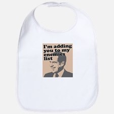My enemies list Bib