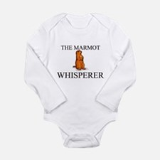 The Marmot Whisperer Body Suit
