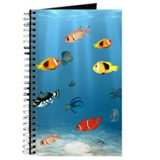 Oceans Of Fish Journal