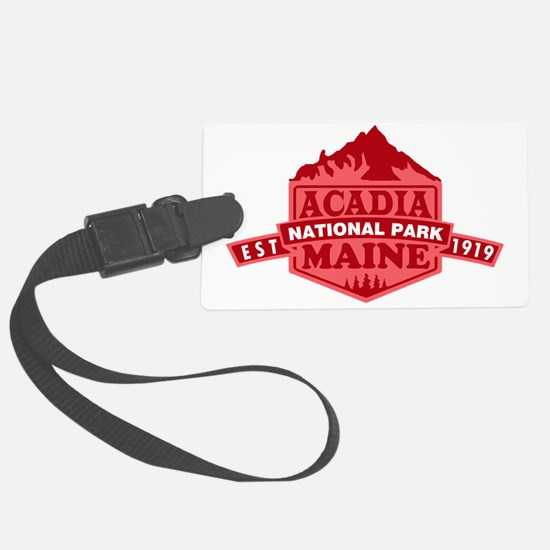 Cute Acadia national park Luggage Tag