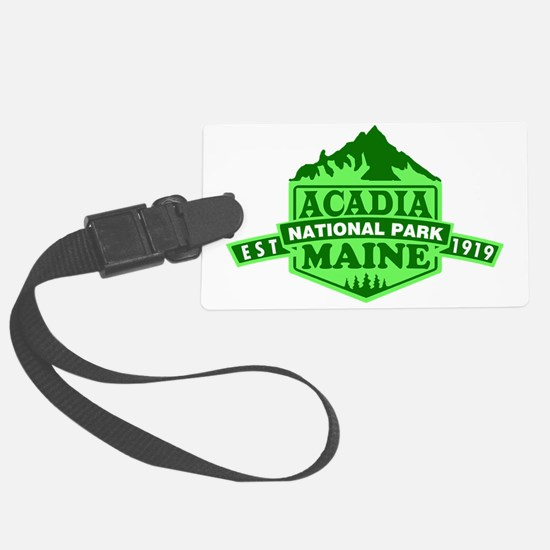 Cool Acadia national park Luggage Tag