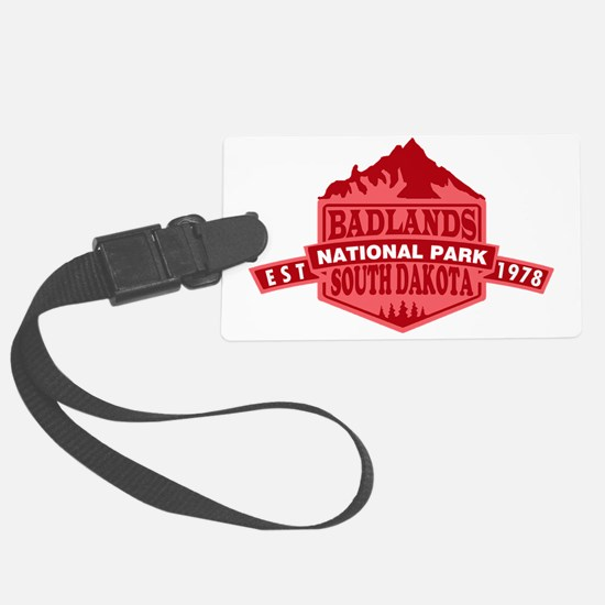 Cute Rushmore Luggage Tag